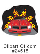 Cars Clipart #24515 by David Rey
