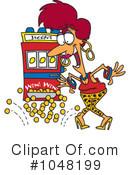 Gambling Slots Clip Art