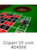 Casino Clipart #24566 by KJ Pargeter