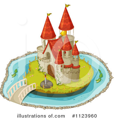 Castle Clipart #1123960 by Graphics RF