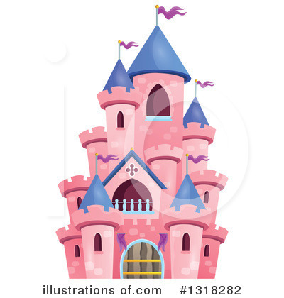 Fortress Clipart #1318282 by visekart