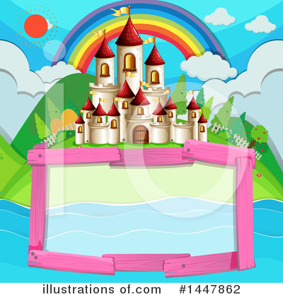 Castle Clipart #1447862 by Graphics RF