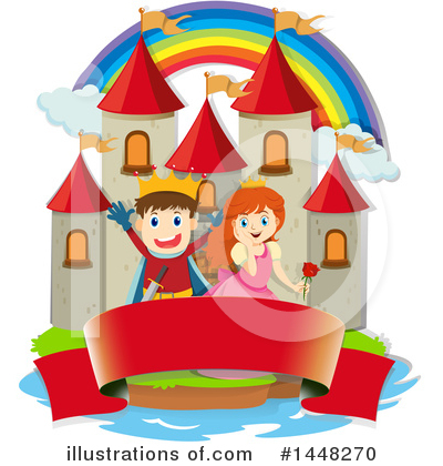 Castle Clipart #1448270 by Graphics RF