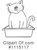 Kitty Litter Box Clipart #1 - 2 Royalty-Free (RF) Illustrations