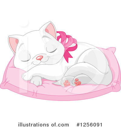 Cat Clipart #1256091 by Pushkin