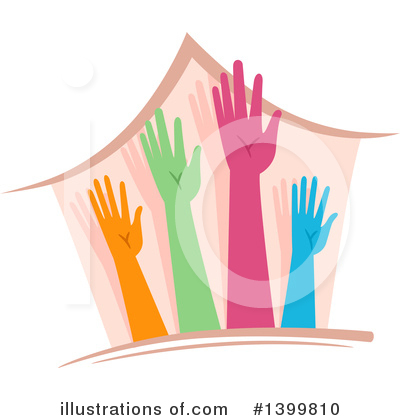 House Clipart #1399810 by BNP Design Studio