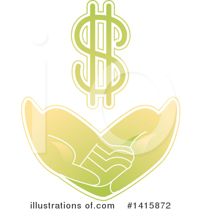 Charity Clipart #1415872 by BNP Design Studio