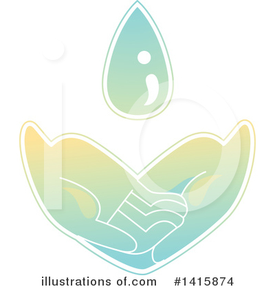 Charity Clipart #1415874 by BNP Design Studio