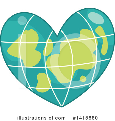 Charity Clipart #1415880 by BNP Design Studio