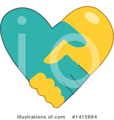 Charity Clipart #1415884 by BNP Design Studio