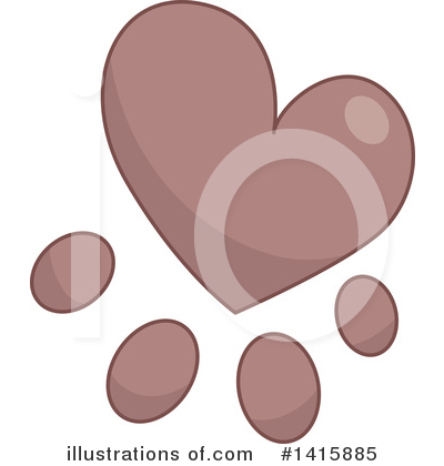 Charity Clipart #1415885 by BNP Design Studio
