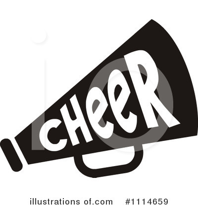 Cheerleading Clipart #1114659 by Johnny Sajem