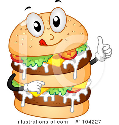 cheeseburger clipart 1104227 illustration by bnp design studio rh illustrationsof com cheeseburger clip art free burgers clipart