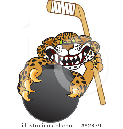 Cheetah Character Clipart #62879 by Toons4Biz