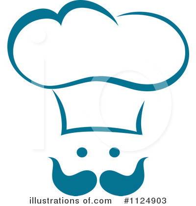 Chef Clipart #1124903 by Vector Tradition SM