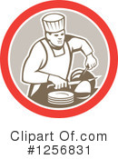 Chef Clipart #1256831 by patrimonio