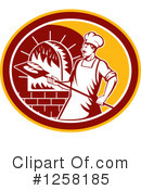 Chef Clipart #1258185 by patrimonio