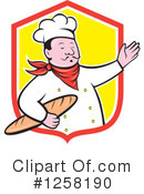 Chef Clipart #1258190 by patrimonio