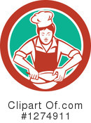 Chef Clipart #1274911 by patrimonio