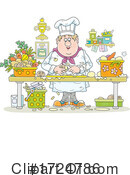 Chef Clipart #1724786 by Alex Bannykh