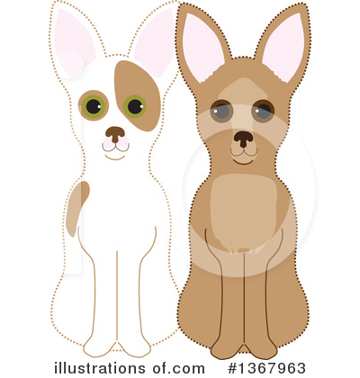 Clip Art Chihuahua Clipart chihuahua clipart 1367963 illustration by maria bell royalty free rf bell