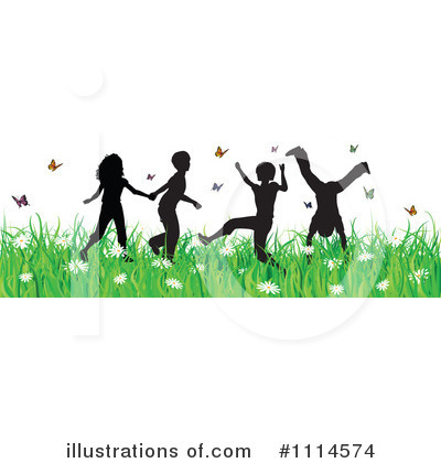 Royalty-Free (RF) Children Clipart Illustration by KJ Pargeter - Stock Sample #1114574