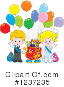 Children Clipart #1237235 by Alex Bannykh