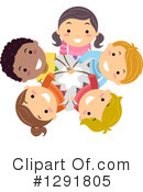 Children Clipart #1291805 by BNP Design Studio