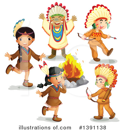Campfire Clipart #1391138 by Graphics RF