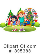 Children Clipart #1395388 by Graphics RF