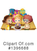 Children Clipart #1396688 by Graphics RF