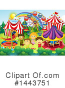 Children Clipart #1443751 by Graphics RF