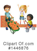 Children Clipart #1446876 by Graphics RF
