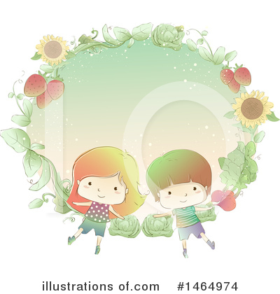 Sunflower Clipart #1464974 by BNP Design Studio