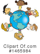 Children Clipart #1465984 by toonaday