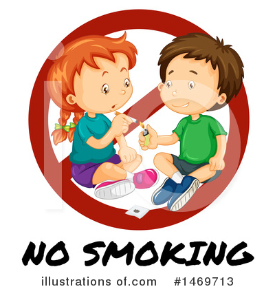 No Smoking Clipart #1469713 by Graphics RF