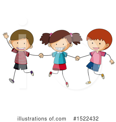 Children Clipart #1522432 by Graphics RF