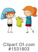 Children Clipart #1531803 by Graphics RF