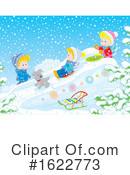 Children Clipart #1622773 by Alex Bannykh