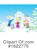Children Clipart #1622775 by Alex Bannykh