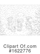 Children Clipart #1622776 by Alex Bannykh