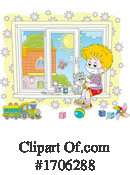 Children Clipart #1706288 by Alex Bannykh