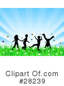 Children Clipart #28239 by KJ Pargeter