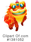 Chinese New Year Clipart #1381052 by BNP Design Studio