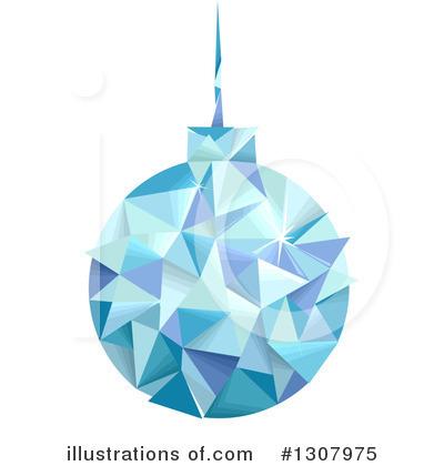 Christmas Bauble Clipart #1307975 - Illustration by BNP Design Studio