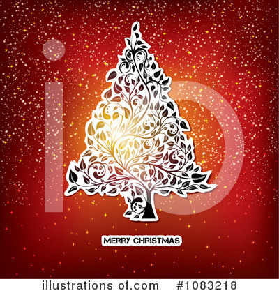 Christmas Greeting Clipart #1083218 by MilsiArt