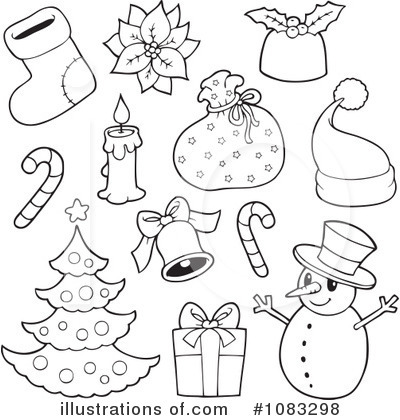 Christmas Candle Clipart 1127813