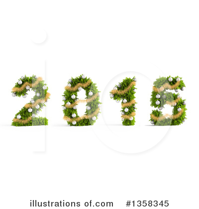 New Year Clipart #1358345 by Mopic