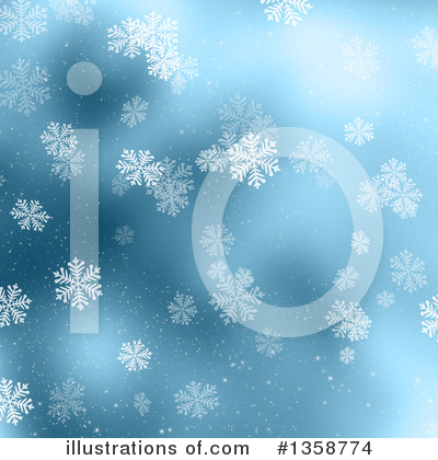 Winter Clipart #1358774 by KJ Pargeter