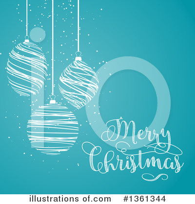 Christmas Background Clipart #1361344 by KJ Pargeter